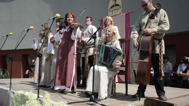 venkovské folklórní soubor