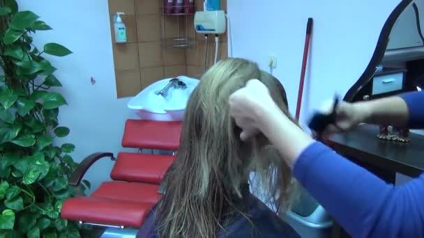 haj lock fésű
