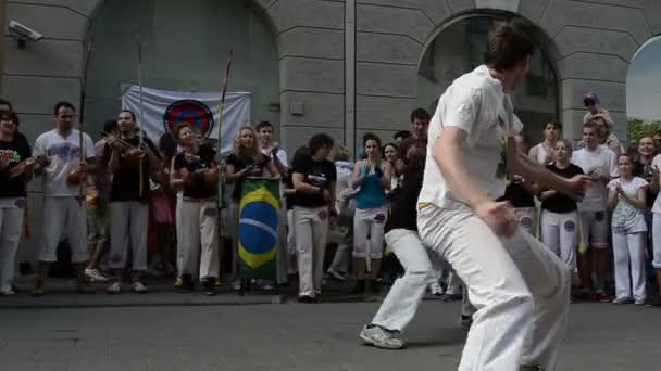 Capoeira výkon