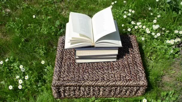 könyvek kosár hüvelykujj oldal
