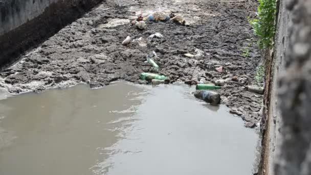 Sewage water grabage