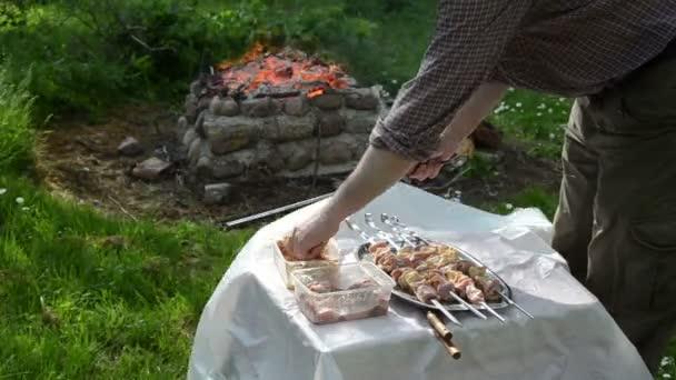 vepřové barbecue