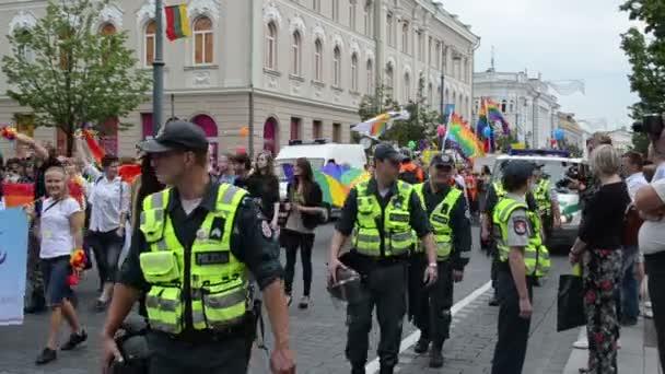 rendőrség védelme meleg esemény