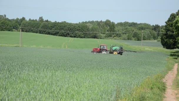 pesticidy, hnojení