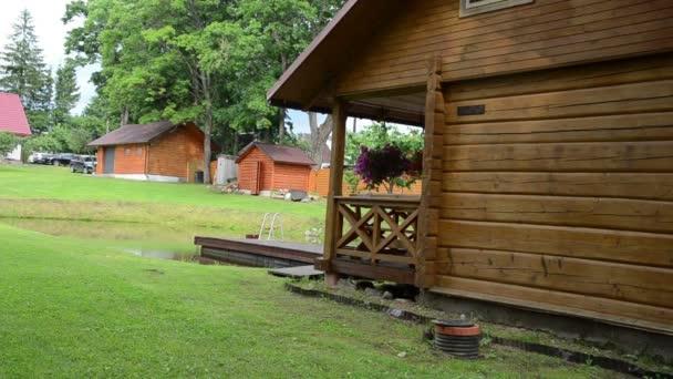 zahradní Lázeňský dům