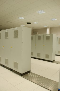 servers research center