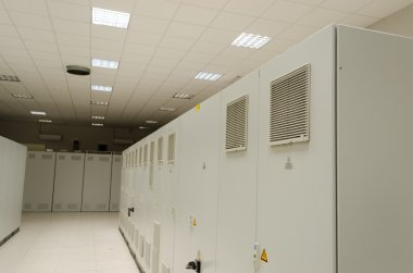 research center servers
