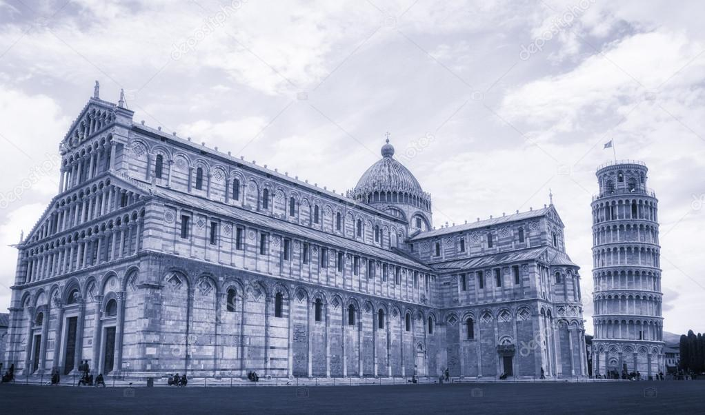 Cathedral and Tower of Pisa
