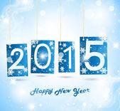 Fotografie Frohes neues Jahr 2015