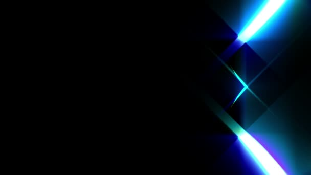 Abstract Lines And Light Futuristic Waves Digital Background Hd