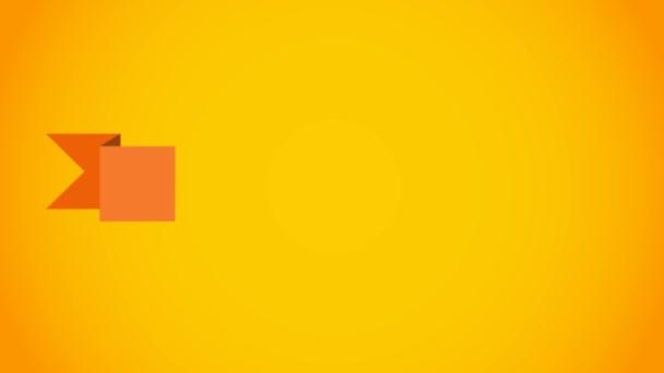 abstraktní vektor nápis.