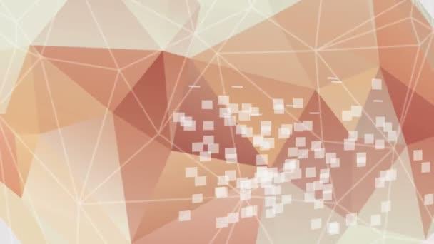 abstrakte Dreieck-Vektorhintergrund.