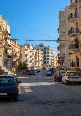 Qawra Street Vertical
