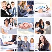 Skupina podnikatelů z uzavření transakce