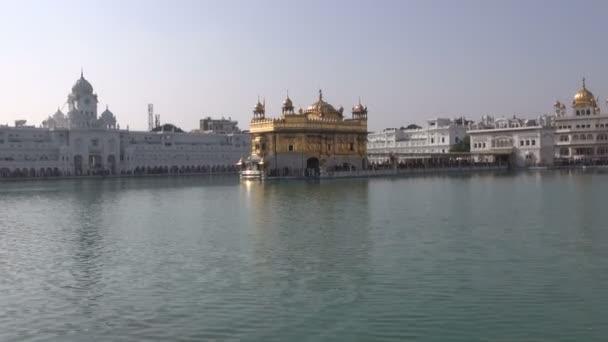 Sikh Goldenen Tempel in Amritsar, Indien