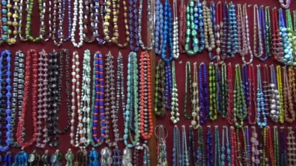 Various beautiful indian jewelry collections in market, India