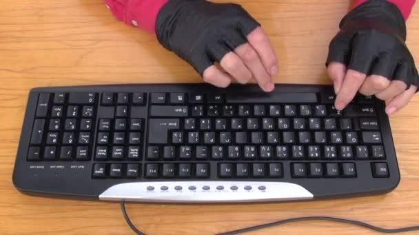 programozó hideg kezek-ra számítógép-billentyűzet