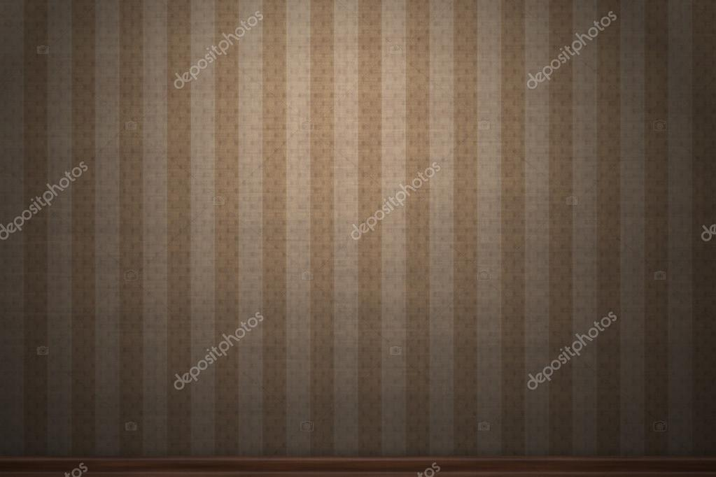 Braun gestreift und gemusterten vintage tapete hintergrund for Tapete braun gestreift