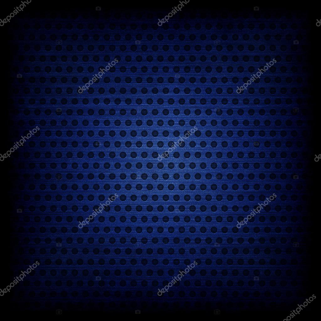 Blue circle pattern texture or background