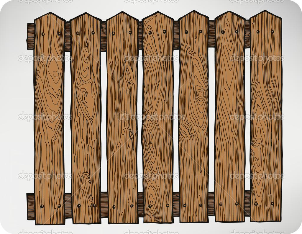 cl ture de planches de bois sans soudure dessin main. Black Bedroom Furniture Sets. Home Design Ideas