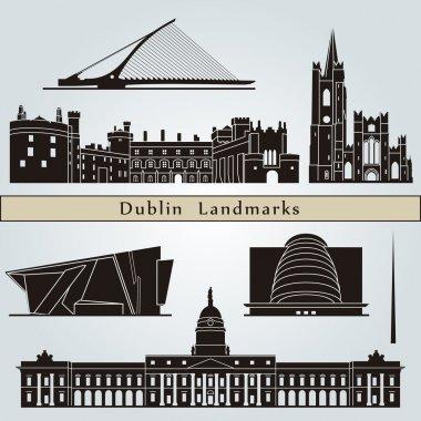 Dublin landmarks and monuments