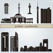 Photo Jeddah landmarks and monuments