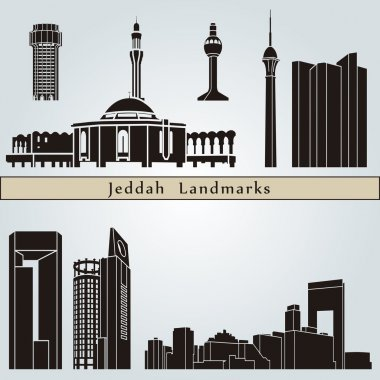 Jeddah landmarks and monuments