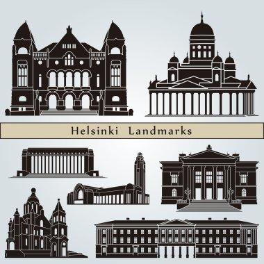 Helsinki landmarks and monuments