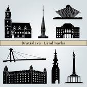 Bratislava památky a památky