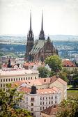 Katedrála svatého Petra a svatého Pavla, petrov v Brně, Česká republika