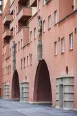 Fényképek Karl-marx-hof épülete Bécs, Ausztria fő elülső falán megtekintése
