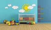 Photo Baby room