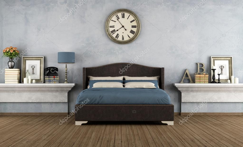 Camere Da Letto Matrimoniali Vintage : Camera da letto d epoca u foto stock archideaphoto