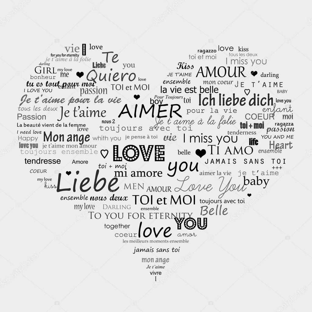 Símbolo De Amor Foto De Stock Elementals 38562627