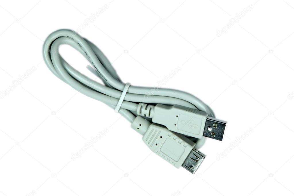 USB-Stromkabel — Stockfoto © lnzyx #22035415