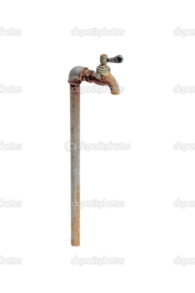 Wasser Hahn Stockfoto C Lnzyx 24615063