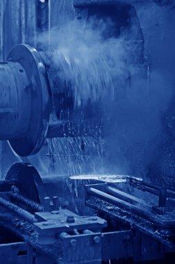 welding production scene