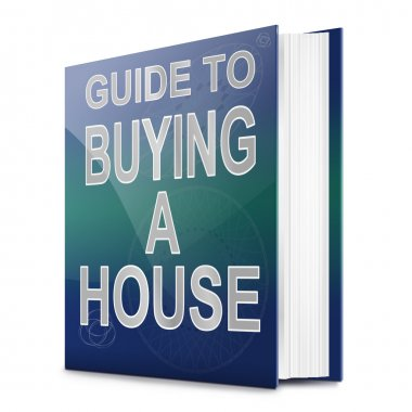 House buying concept.