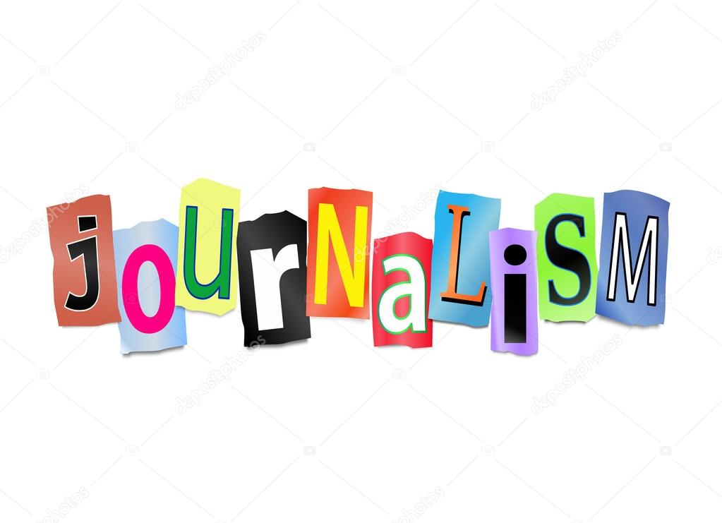 Image result for journalist the word
