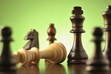 Strategic game of chess