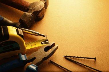 Home maintenance tool kit