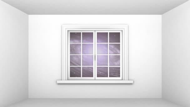 okno do prostoru