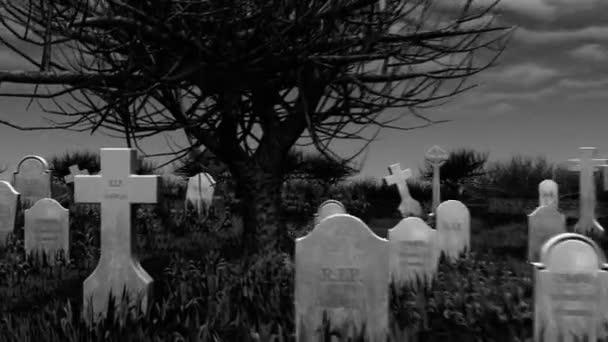 hřbitov zombie