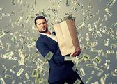 pohledný podnikatel hospodářství peníze