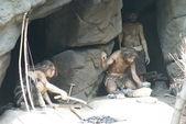 Fotografie Neandertaler - Homo neanderthalensis