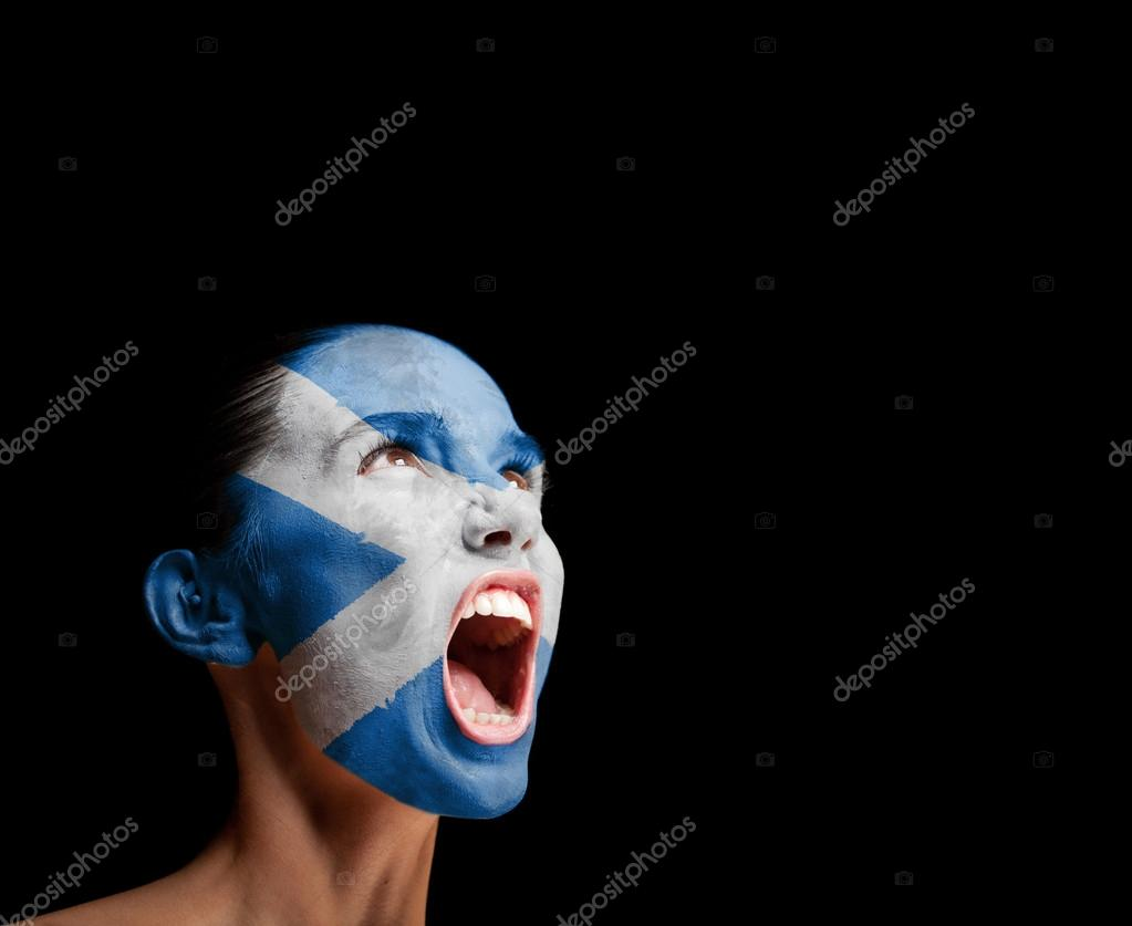 the scotland flag u2014 stock photo tpabma2 25211531