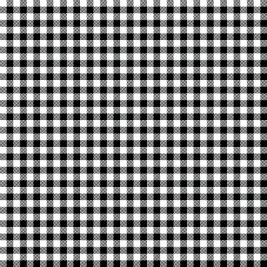 Black checkered background