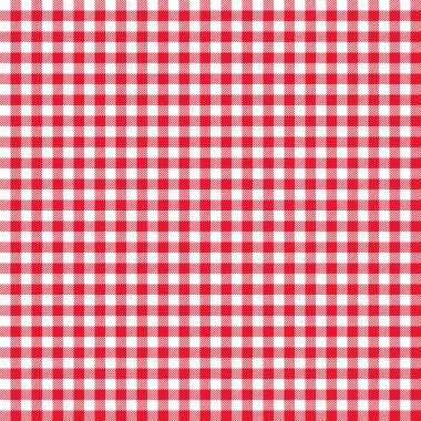 Red Checkered background