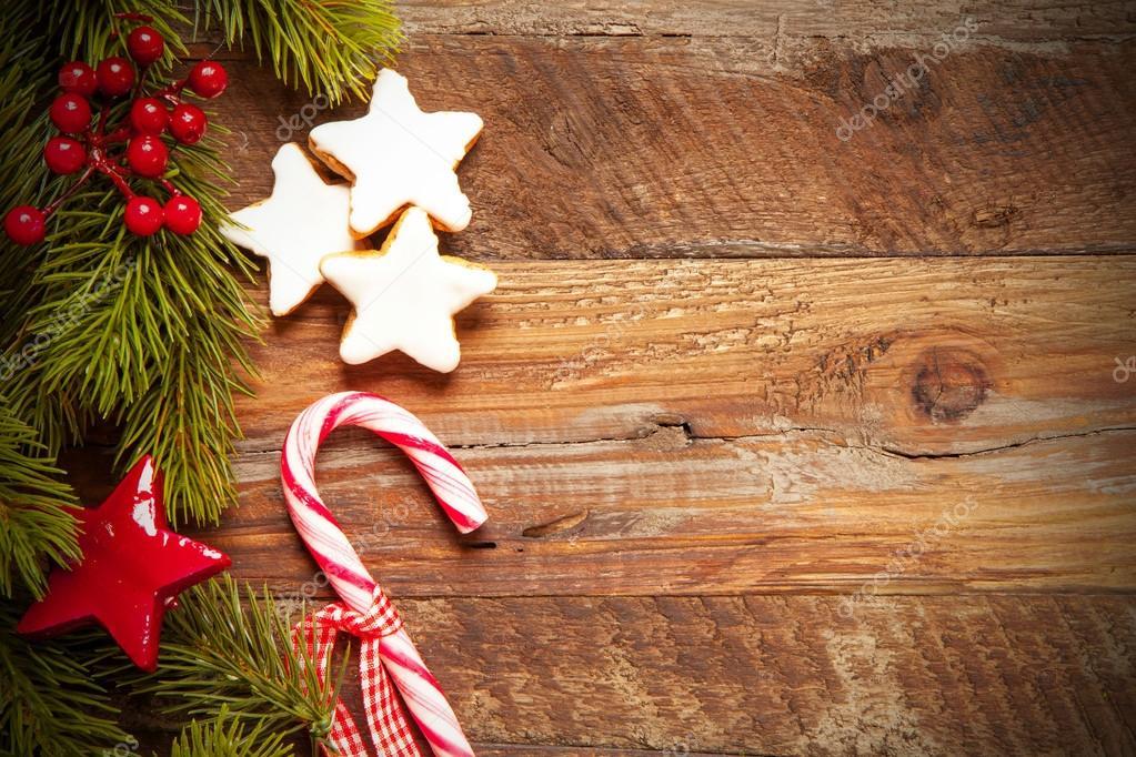 Рождественская елка с украшениями — Стоковое фото © HS ...