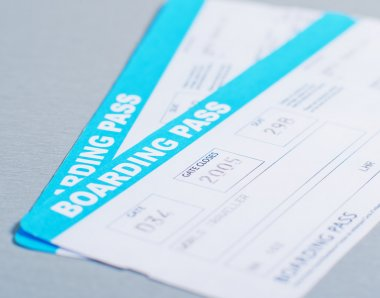 Airline Boarding Pass